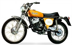 125 cross 1973