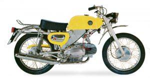 125 sport scrambler 1969
