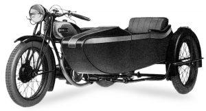 175 sidecar 1933