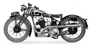 250 4 TS sport rigida 1938