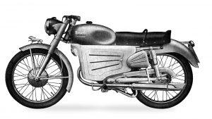 leoncino lusso carenato 1955