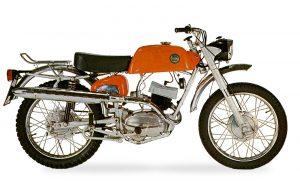 leoncino scrambler 1968