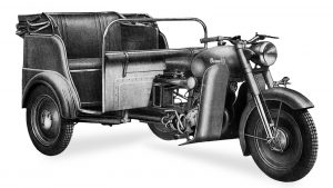 rikshaws 125 1956