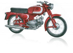 catria 175 cc 1962
