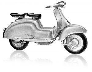 catria scooter 1959