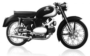 imperiale lusso 125 cc
