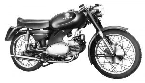 motobi spring lasting 250 1956