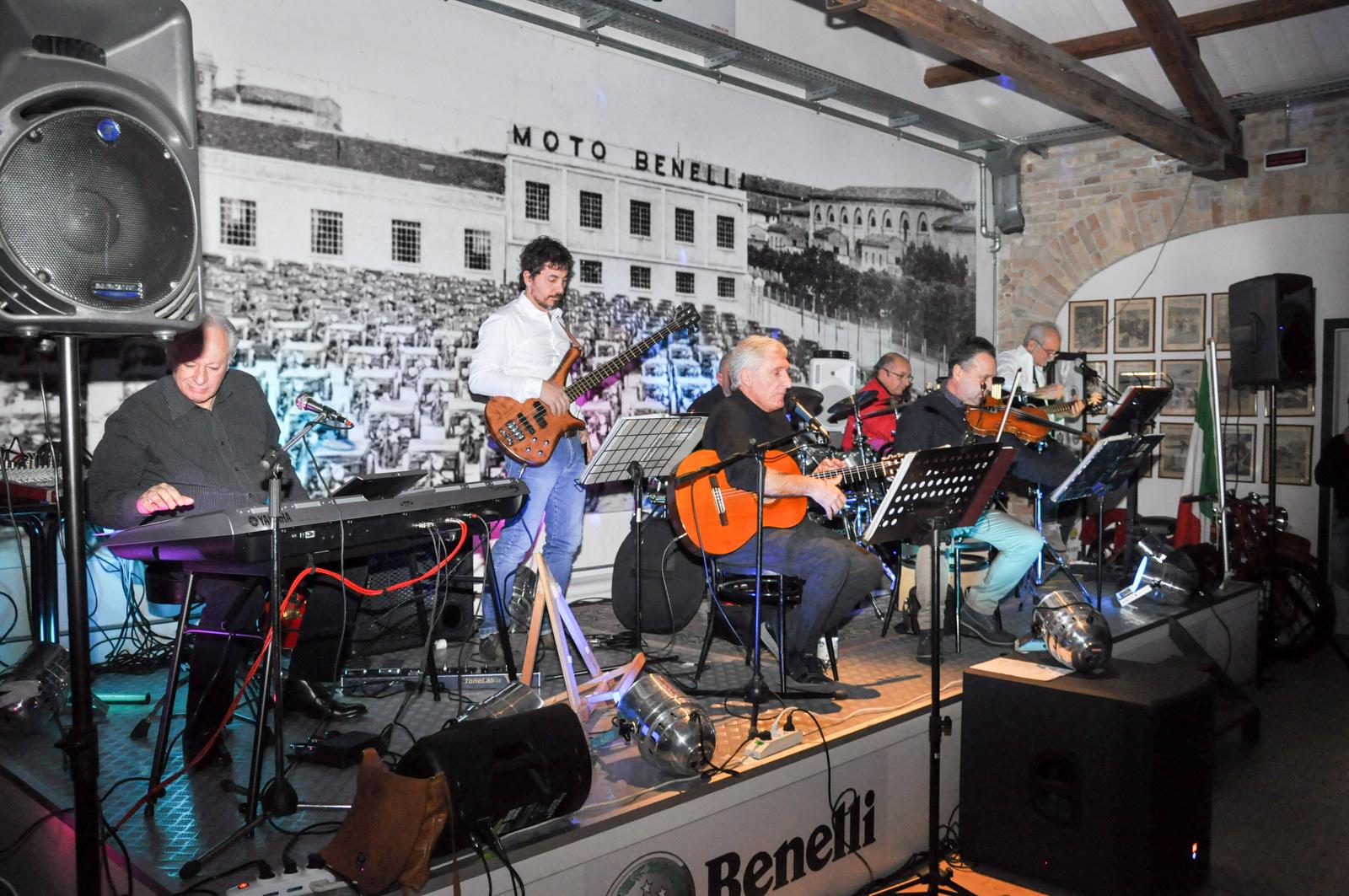 Cantando De Andrè – Museo Benelli, 15 gennaio 2017