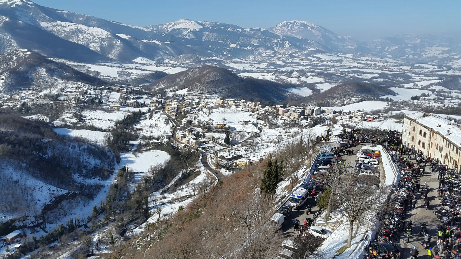 Raduno Monte Catria – 29 gennaio 2017
