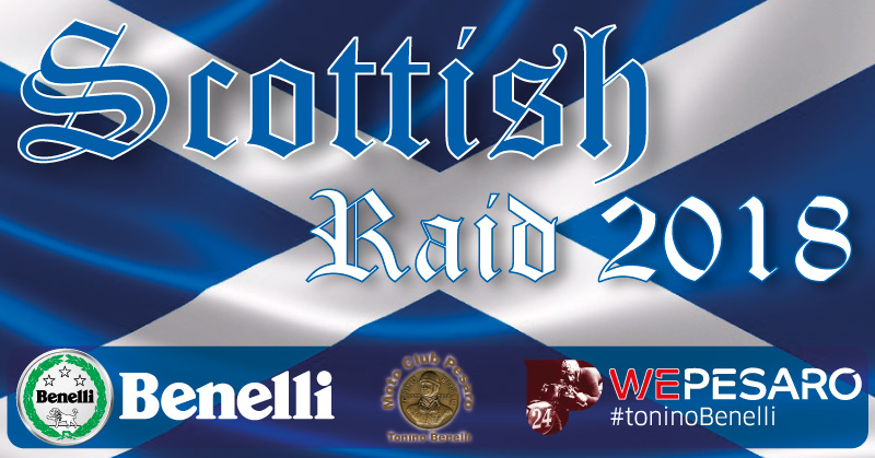 Scottish Raid 2018