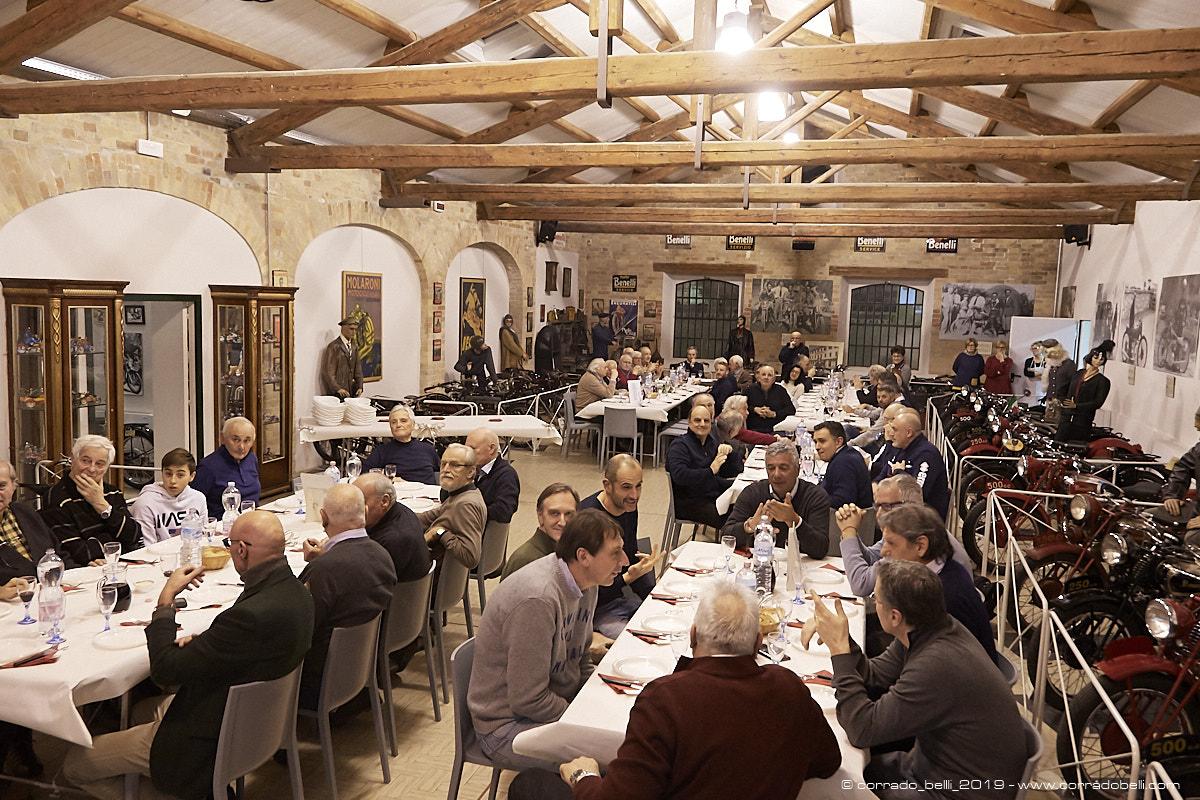 Pallacanestro al Museo Benelli – 30 gennaio 2019