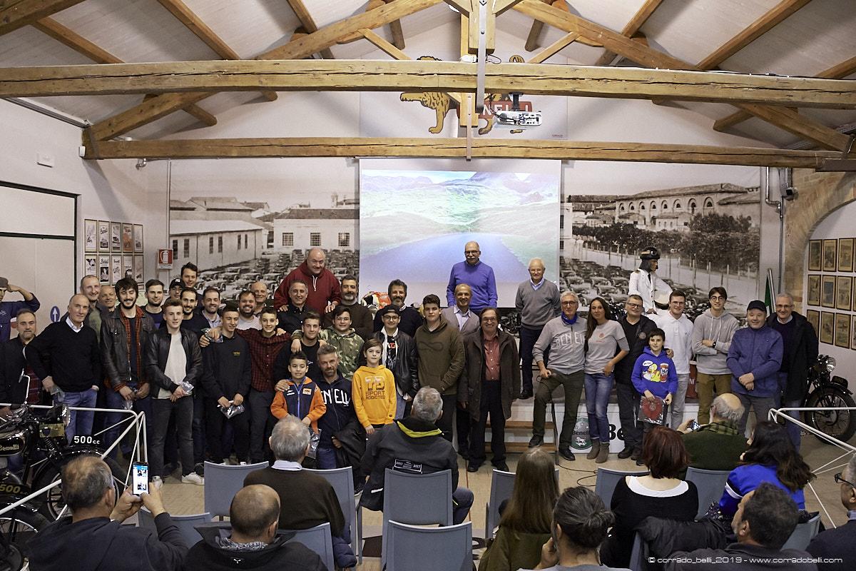 Presentazione piloti 2019 motoclub