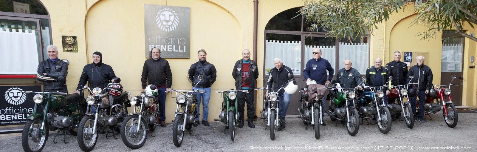 Motoraduno Sant'Angelo in Vado – 17 ottobre 2021
