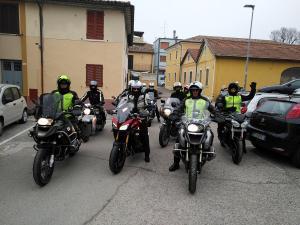 Motoraduno Frontone (28-01-18) 006