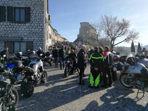 Motoraduno Frontone (28-01-18) 025