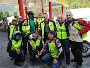 Motoclub Scottish Raid 2018 002