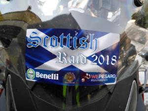 Motoclub Scottish Raid 2018 003