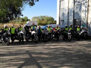 Motoclub Scottish Raid 2018 004