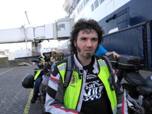 Motoclub Scottish Raid 2018 005