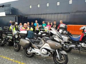 Motoclub Scottish Raid 2018 008