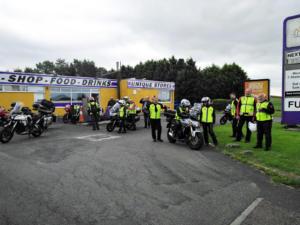 Motoclub Scottish Raid 2018 011