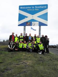 Motoclub Scottish Raid 2018 014