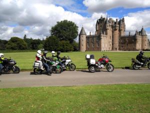 Motoclub Scottish Raid 2018 057