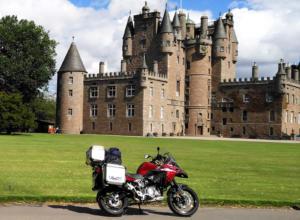 Motoclub Scottish Raid 2018 058
