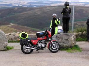 Motoclub Scottish Raid 2018 061
