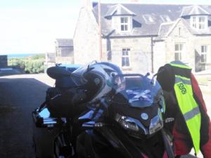 Motoclub Scottish Raid 2018 077