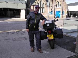 Motoclub Scottish Raid 2018 081