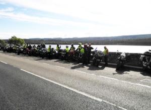 Motoclub Scottish Raid 2018 082