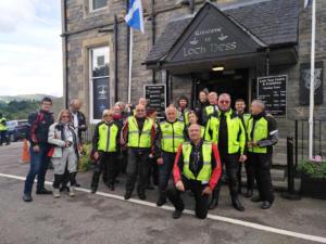 Motoclub Scottish Raid 2018 083