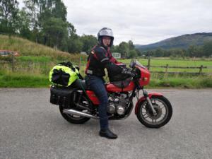 Motoclub Scottish Raid 2018 085