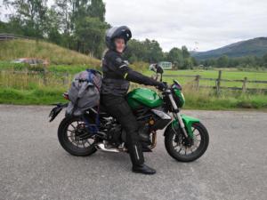 Motoclub Scottish Raid 2018 086