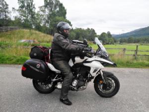 Motoclub Scottish Raid 2018 087