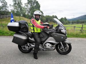 Motoclub Scottish Raid 2018 088