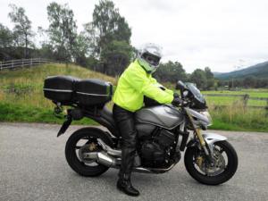 Motoclub Scottish Raid 2018 089