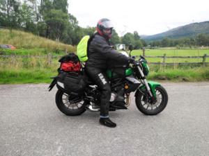 Motoclub Scottish Raid 2018 090