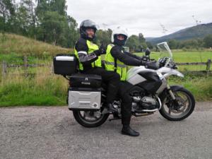 Motoclub Scottish Raid 2018 091