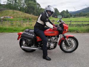 Motoclub Scottish Raid 2018 092