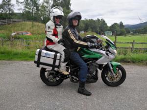 Motoclub Scottish Raid 2018 093