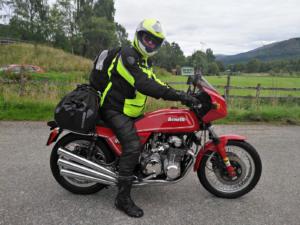Motoclub Scottish Raid 2018 094