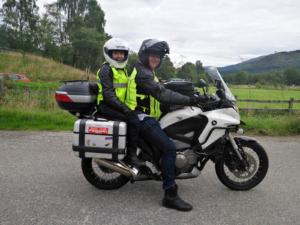 Motoclub Scottish Raid 2018 095