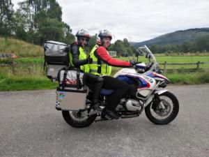 Motoclub Scottish Raid 2018 096
