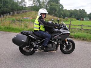Motoclub Scottish Raid 2018 097