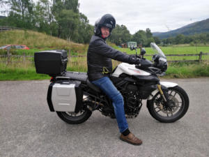 Motoclub Scottish Raid 2018 098