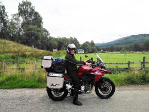 Motoclub Scottish Raid 2018 099