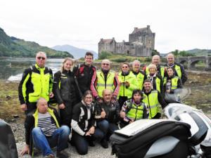Motoclub Scottish Raid 2018 100