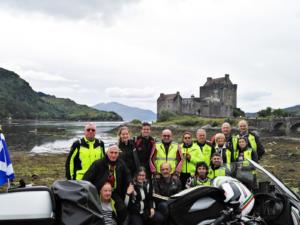 Motoclub Scottish Raid 2018 101